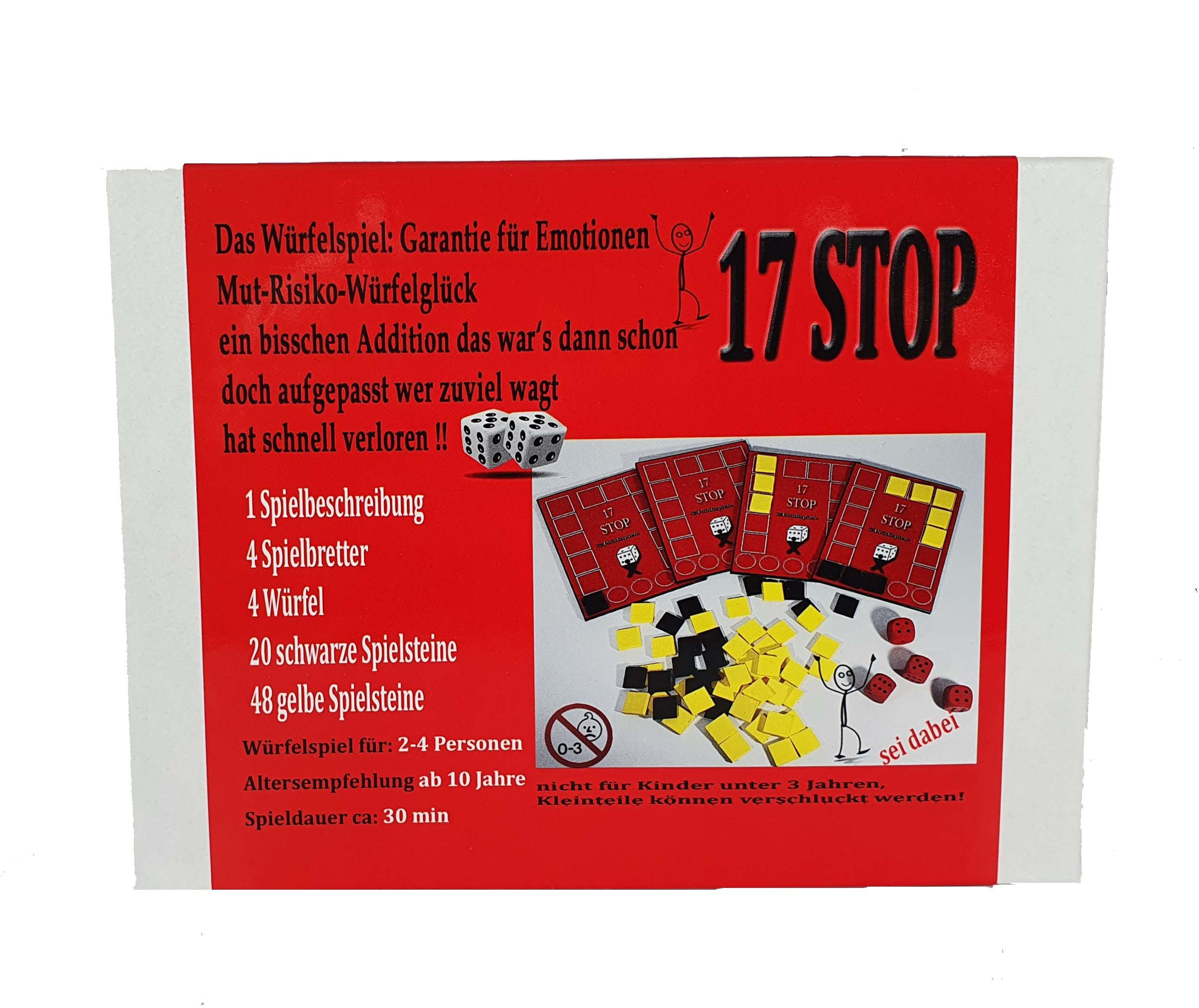 17 STOP